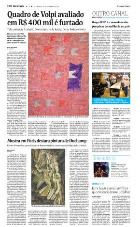 Ilustrada | Folha de São Paulo